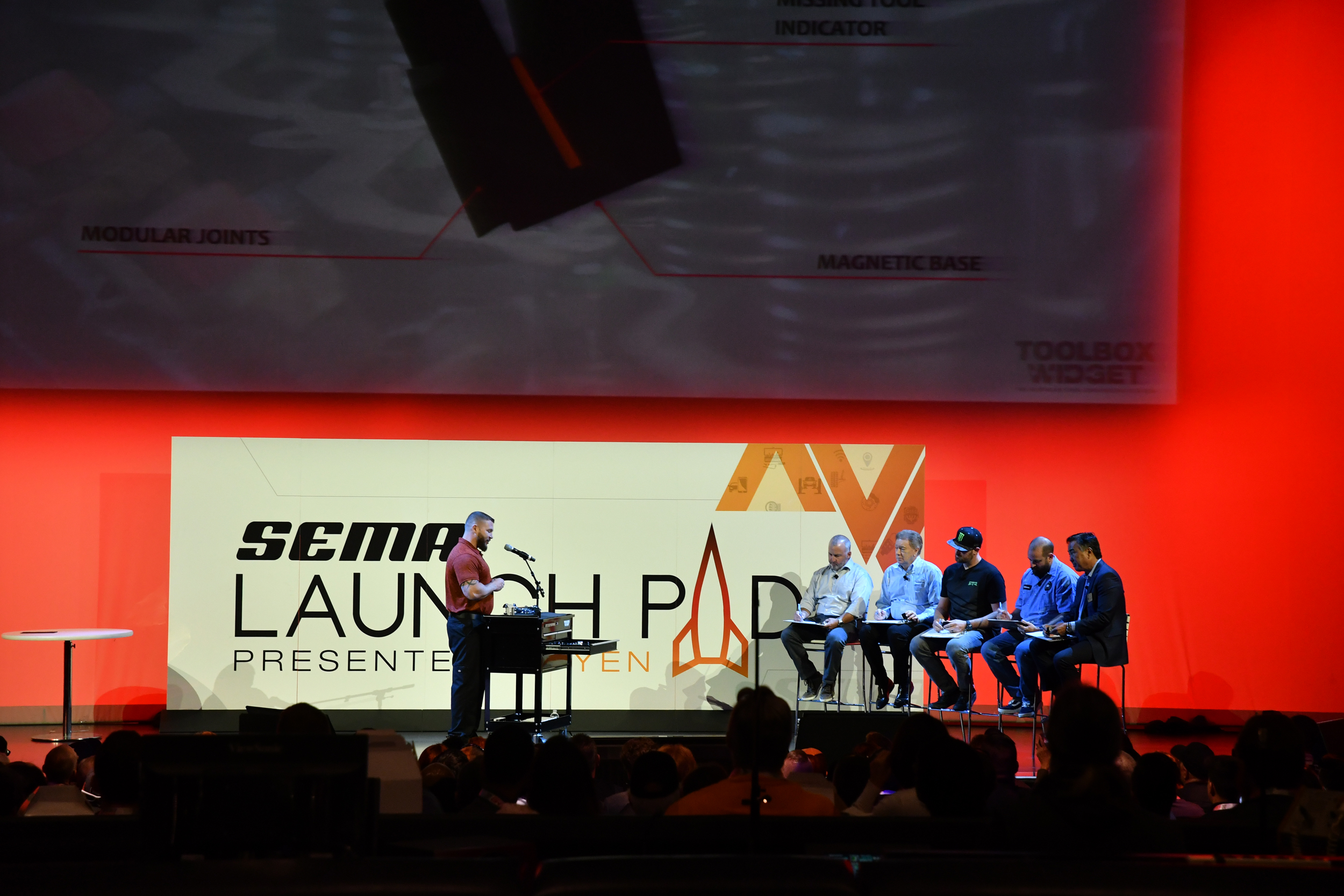 SEMA Seeks Young Entrepreneurs with Innovative Automotive Products