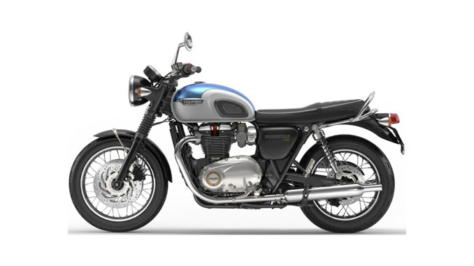 Triumph Recall Of Certain Motorcycles Due To Increased Risk Of A Crash