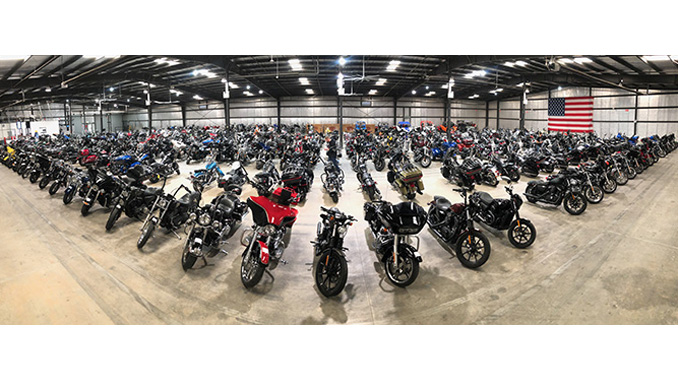 National Powersport Auctions - Sacramento