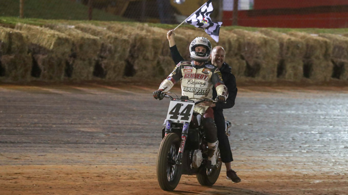 Robinson Overhauls Mees To Win Atlanta Short Track