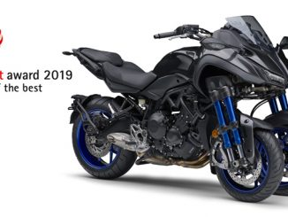 "Yamaha NIKEN Wins 2019 Red Dot ""Best of the Best"" Award for Design"