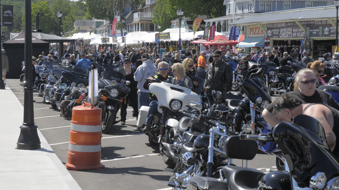 2018 Laconia Motorcycle Week - National Gypsy Tour (Credit- Laconia Motorcycle Week)