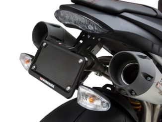 Yoshimura Introduces 2019 Triumph Speed Triple Fender Eliminator Kit