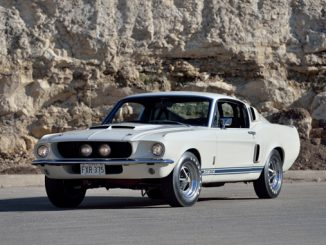 1967 Shelby GT350 Fastback Shelby No. 0022 - Concours Restoration (Lot S120) - Mecum Auctions Houston