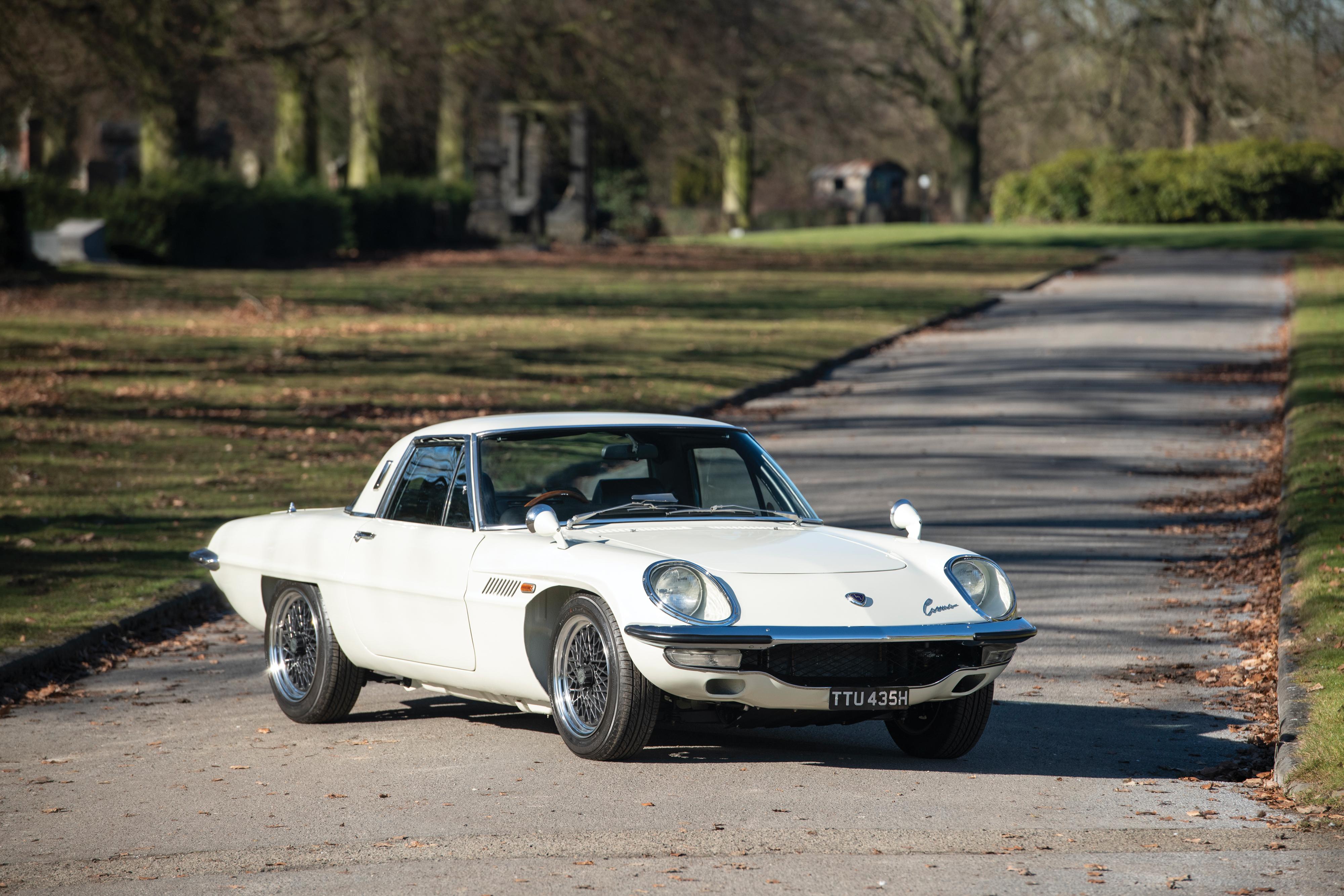 1970 Mazda Cosmo Sport - RM Sotheby's Essen Sale