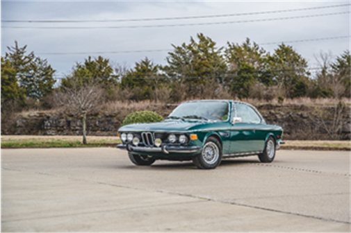 1973 BMW 3.0 CSi Coupe - The Belle Meade Collection (Theodore W. Pieper © 2019 Courtesy of RM Auctions) RM Auctions Fort Lauderdale