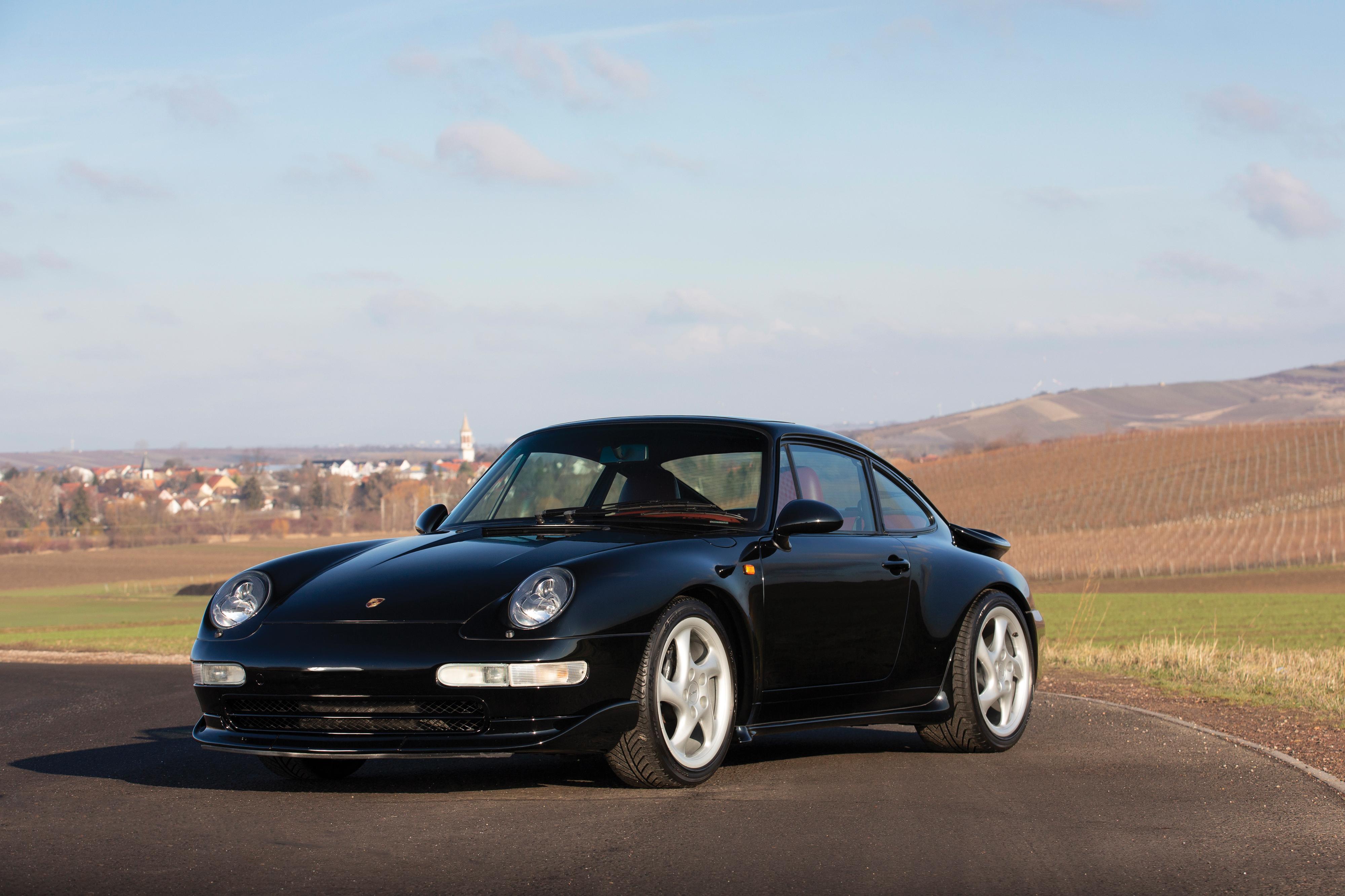 1994 Porsche 911 Turbo Prototype - RM Sotheby's Essen Sale