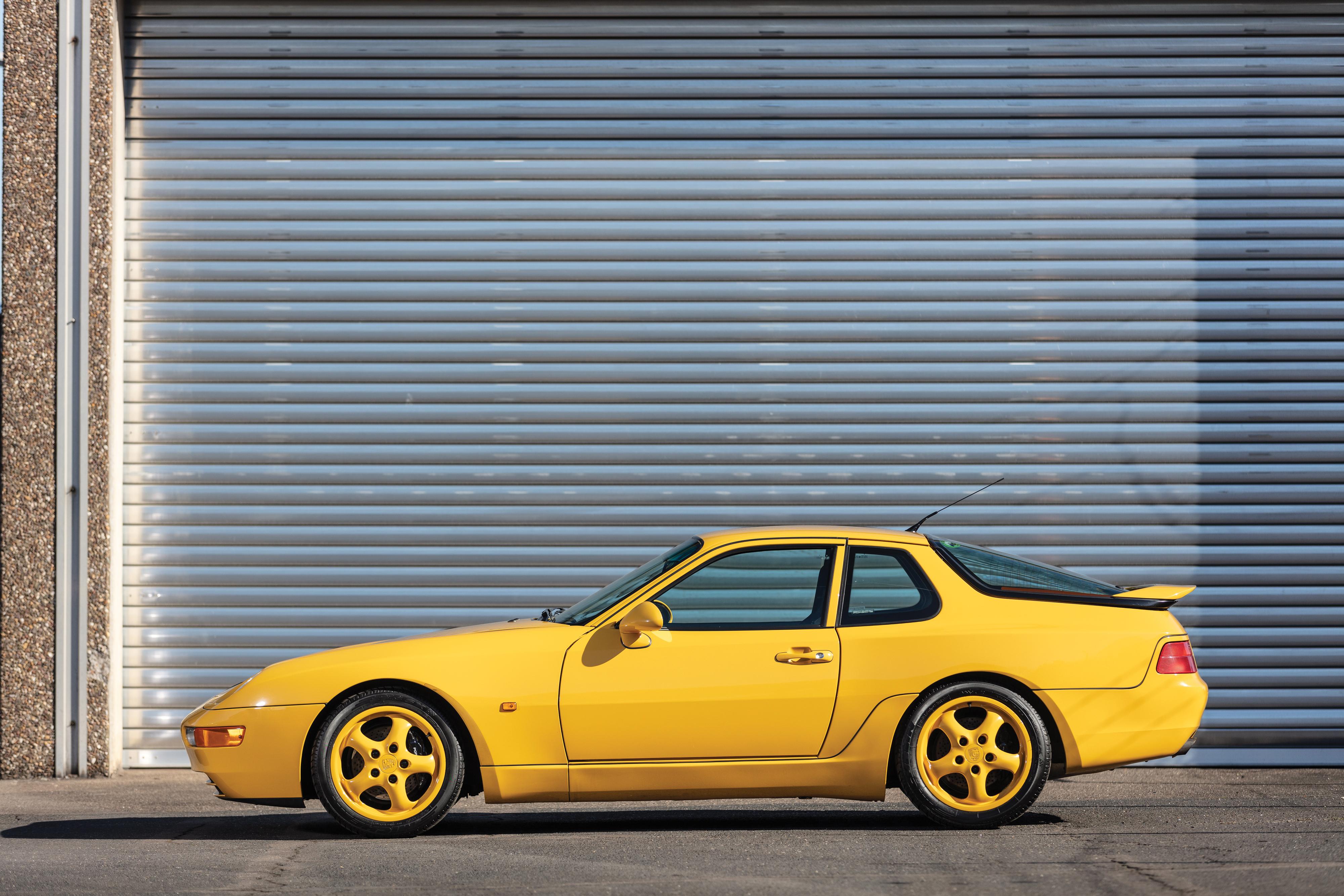 1994 Porsche 968 Clubsport - RM Sotheby's Essen Sale