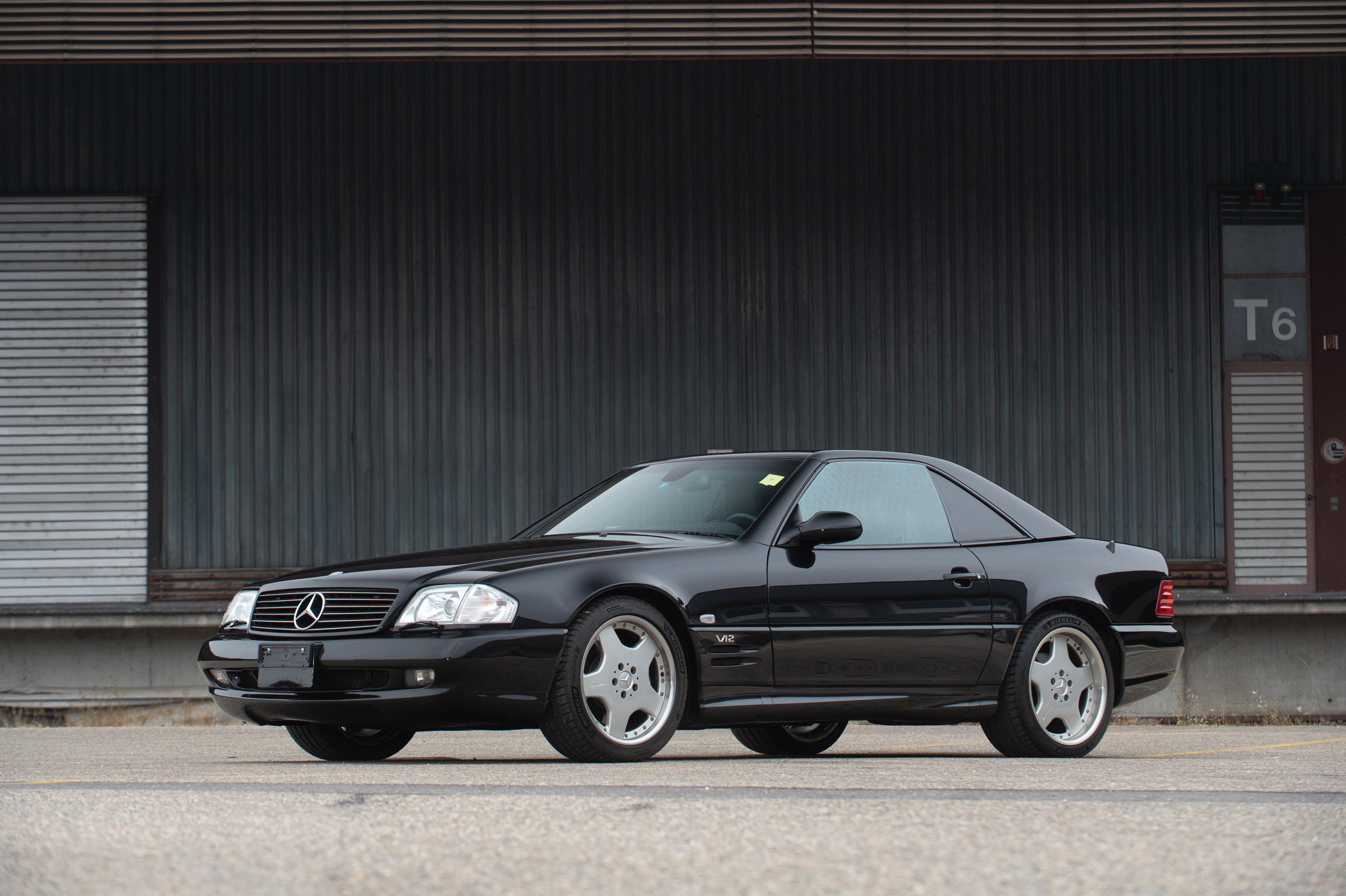 1998 Mercedes-Benz SL 70 AMG - RM Sotheby's Essen Sale