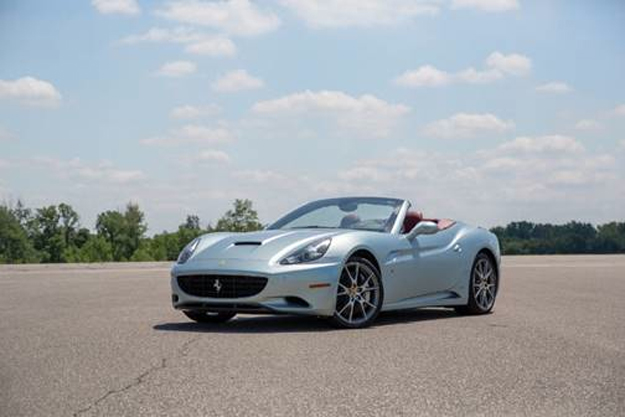 2010 Ferrari California (Credit – Courtesy of RM Auctions) Fort Lauderdale Sale