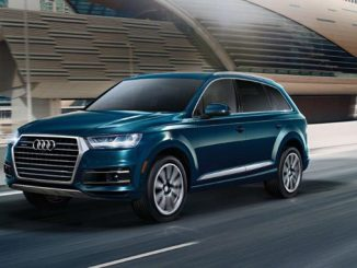 "2019 Audi Q7 named ""2019 Best Luxury 3-Row SUV for Families"" by U.S. News & World Report"