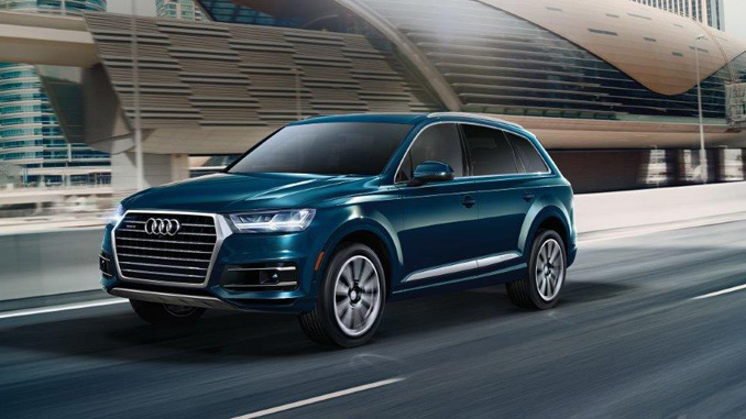 2019 Audi Q7 Named Best Luxury 3 Row Suv For Families By
