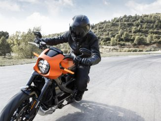 2020 Harley-Davidson LiveWire Geneva