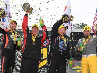 2019 NHRA Gatornationals Winners