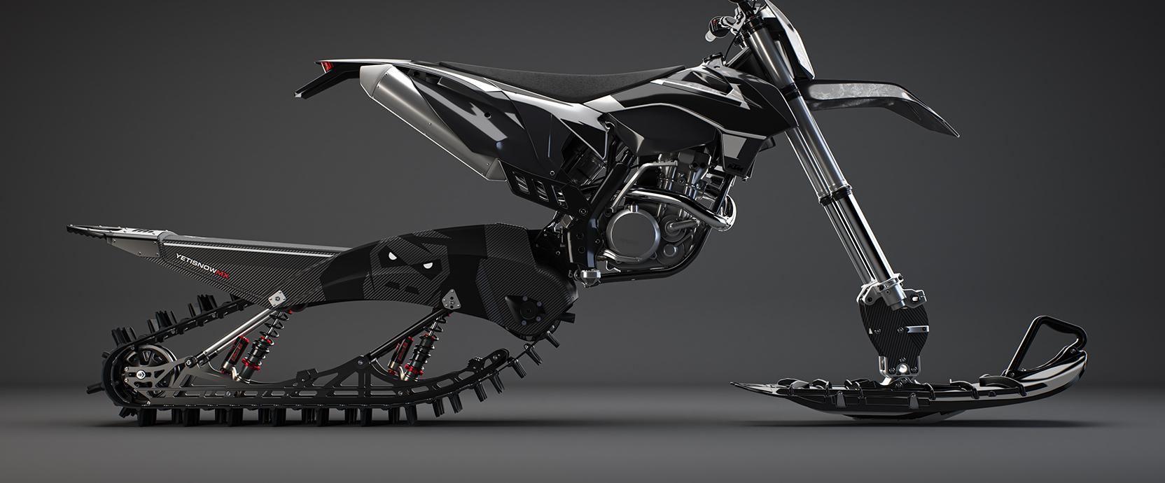 2020 YETI SnowMX System