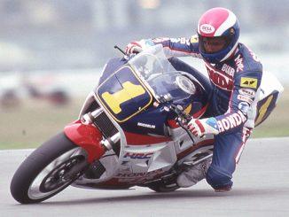 AMA Motorcycle Hall of Famer and 2019 AMA Vintage Motorcycle Days Grand Marshal Bubba Shobert