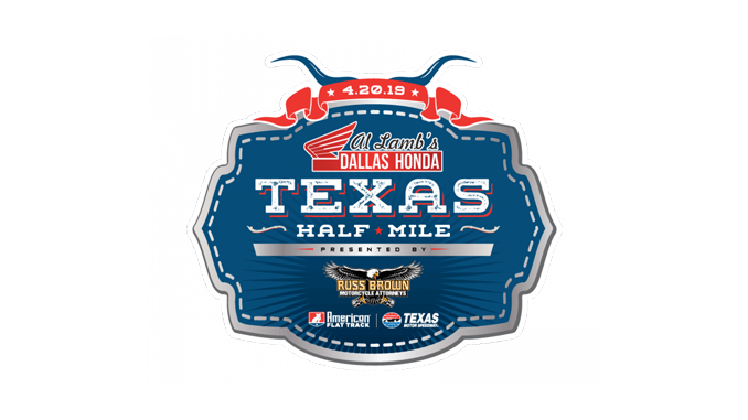Al Lamb's Dallas Honda Sponsor of Texas Half-Mile