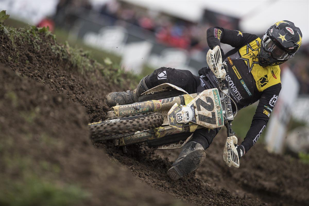 Arminas Jasikonis – Rockstar Energy Husqvarna Factory Racing - Britisg GP