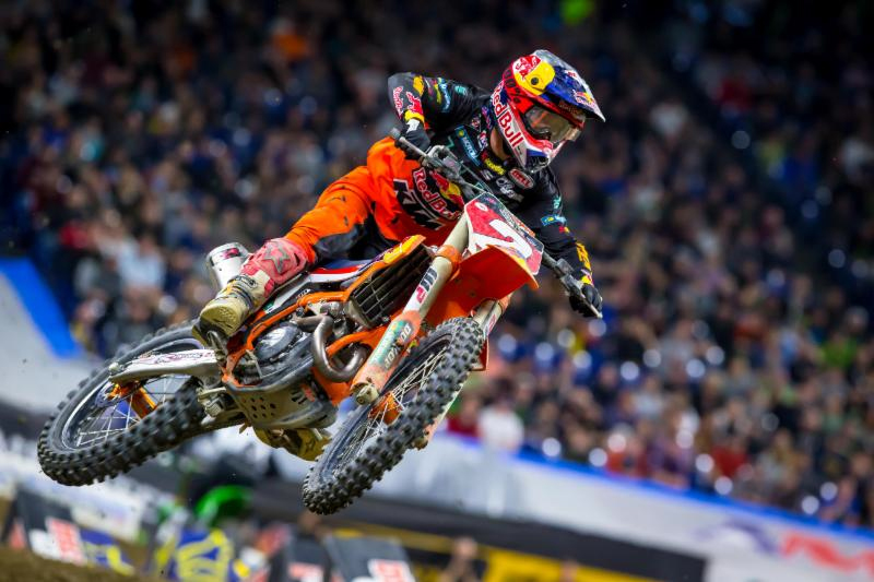 Cooper Webb - Monster Energy Supercross Indianapolis