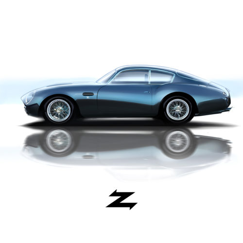 Aston Martin DB4 GT Zagato Continuation - DBZ Centenary Collection