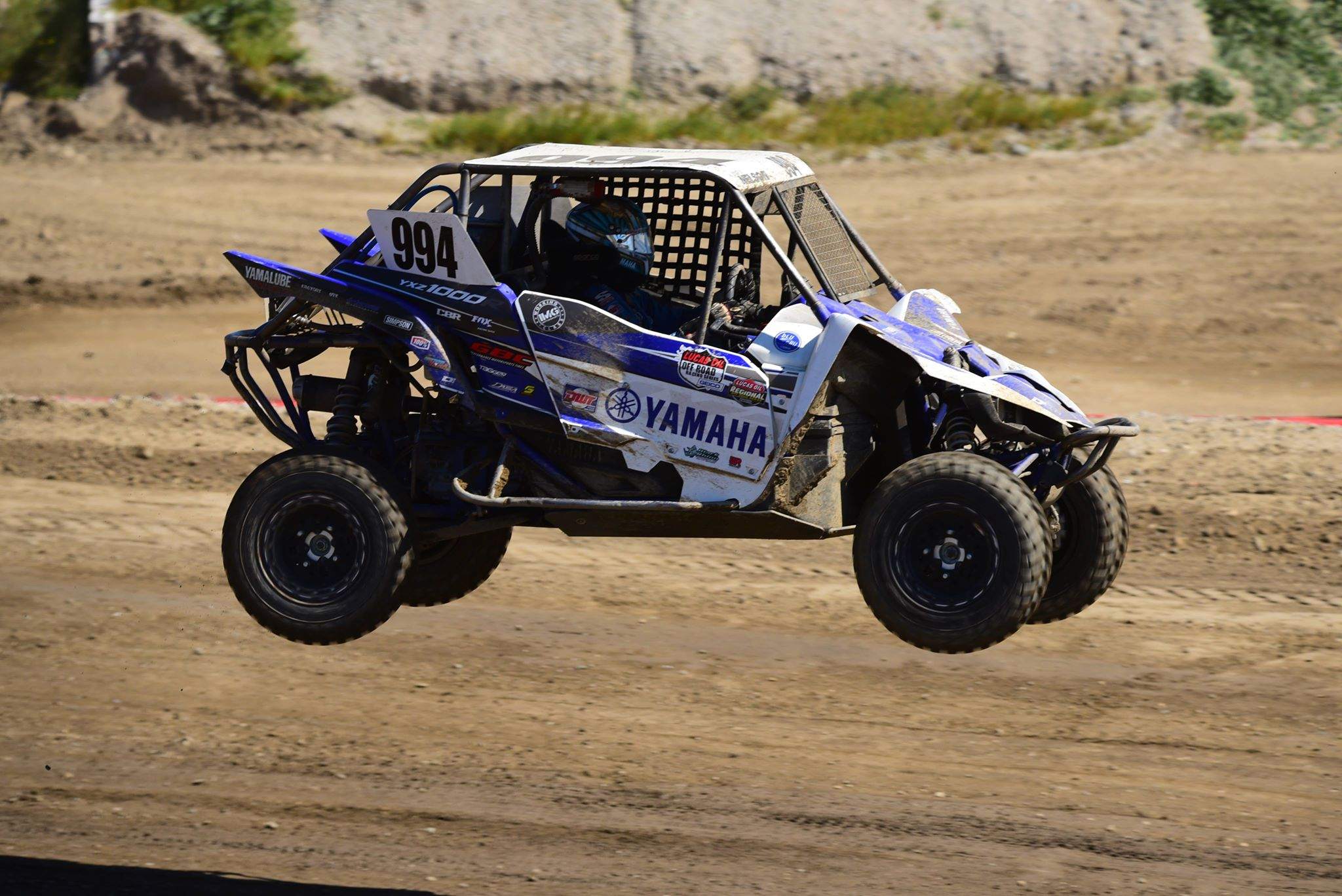 Yamaha ATV and Side-by-Side bLU cRU Racers Starting Strong in 2019 - Dustin Nelson YXZ1000R