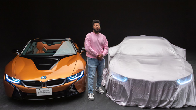 Global Superstar Khalid to Headline BMW i's 2019 #RoadtoCoachella