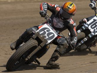 Harley-Davidson Factory Flat Track Racing Team