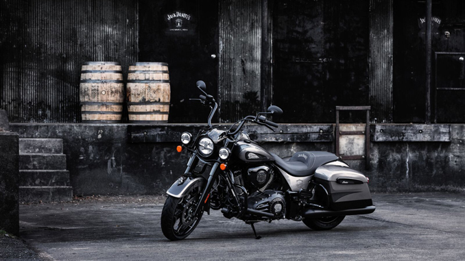 Jack Daniel's Limited Edition Indian Springfield Dark Horse
