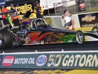 Laris Wins at 50th NHRA Gatornationals - Super Comp