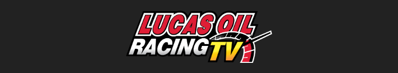 Lucas Oil Racing TV banner