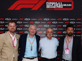 Maarten ten Holder - Sean Bratches - Chase Carey and Shelby Myers (Global Head of Private Sales & Car Specialist RM Sotheby's)