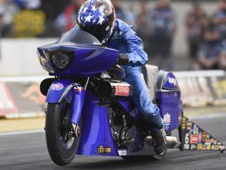 Matt Smith - Pro Stock Motorcycle - NHRA 50th Gatornationals
