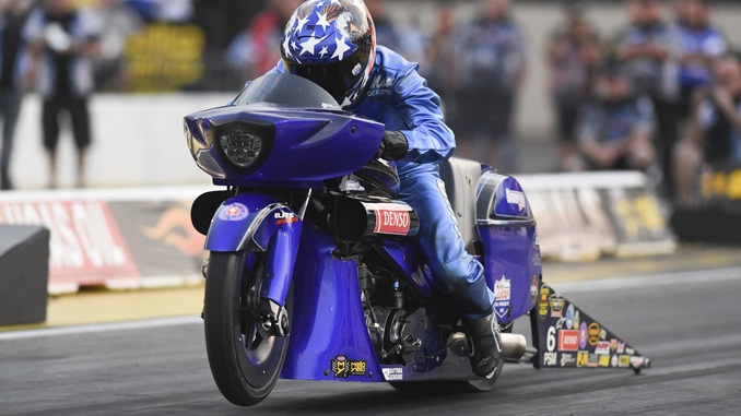 Matt Smith - Pro Stock Motorcycle - NHRA 50th Gatornationals