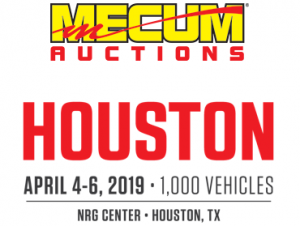 Mecum Auctions Houston