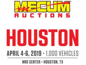 Mecum Auctions Houston