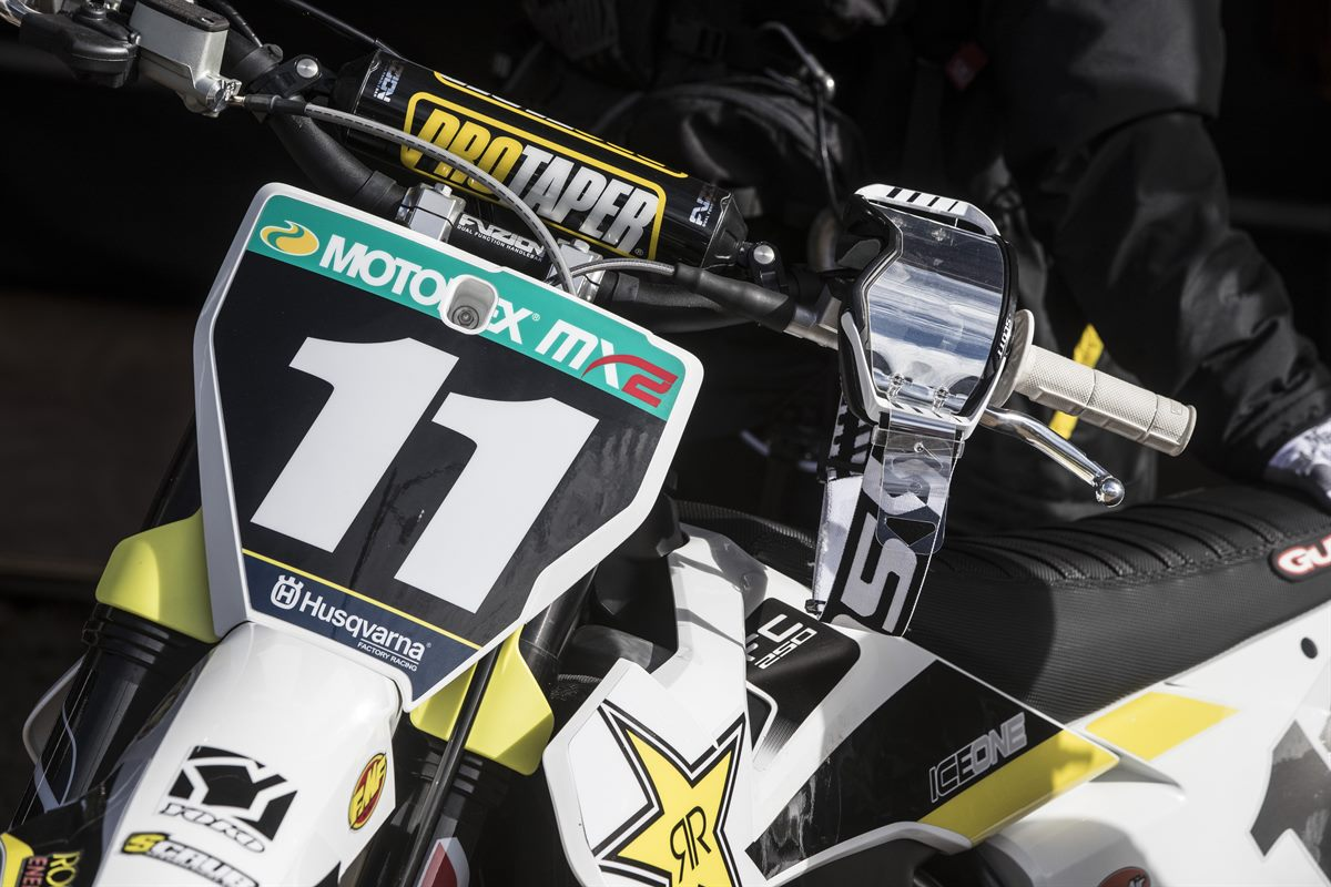 Mikkel Haarup - Rockstar Energy Husqvarna Factory Racing - GP of Argentina