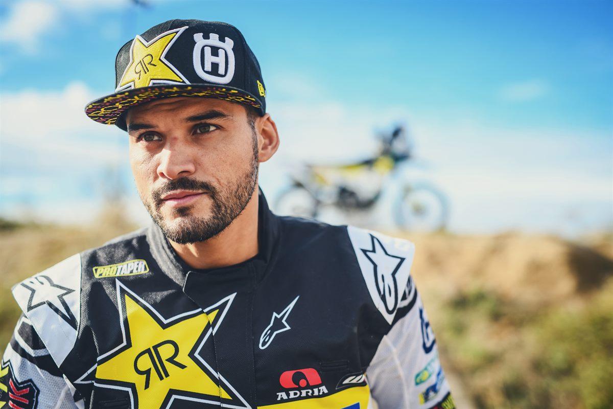 Pablo Quintanilla - Rockstar Energy Husqvarna Factory Racing - Abu Dhabi Desert Challenge