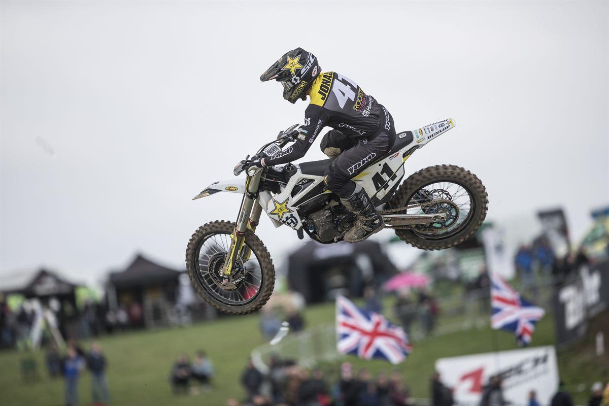 Pauls Jonass – Rockstar Energy Husqvarna Factory Racing - British GP