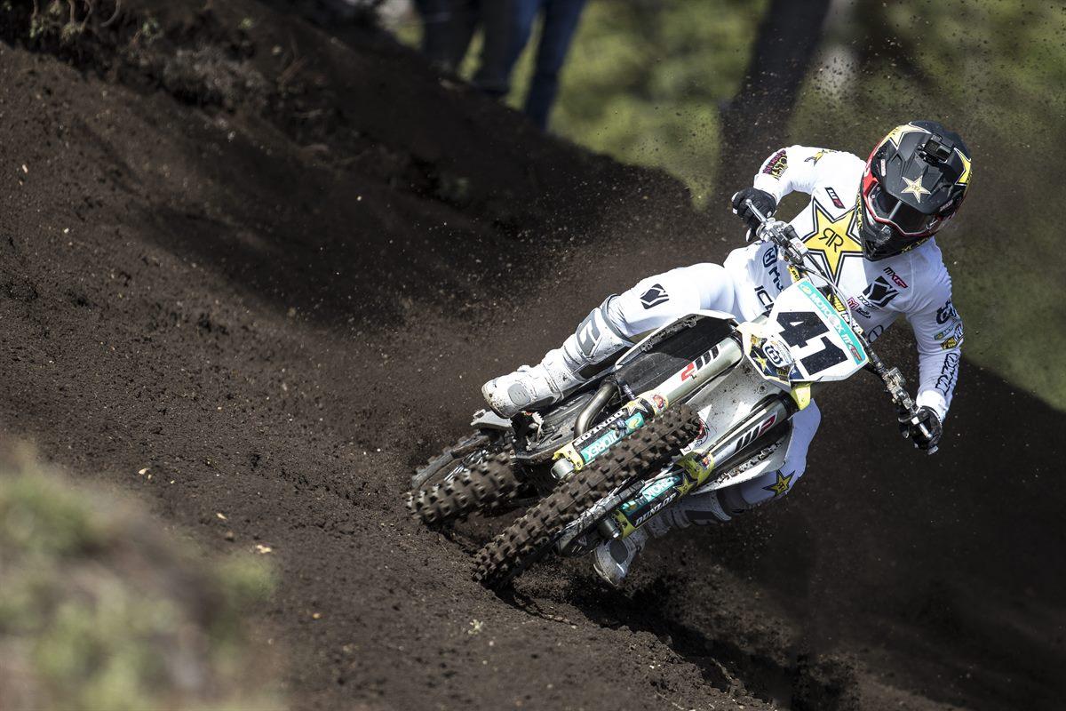 Pauls Jonass - Rockstar Energy Husqvarna Factory Racing - GP of Argentina