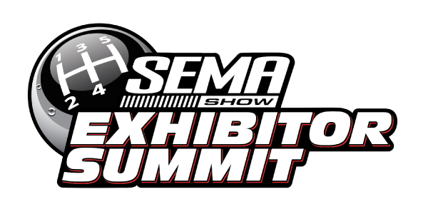 SEMA Show Exhibitor Summit logo