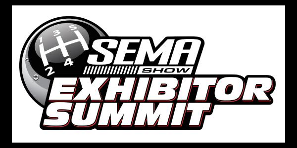 SEMA Show Exhibitor Summit logo