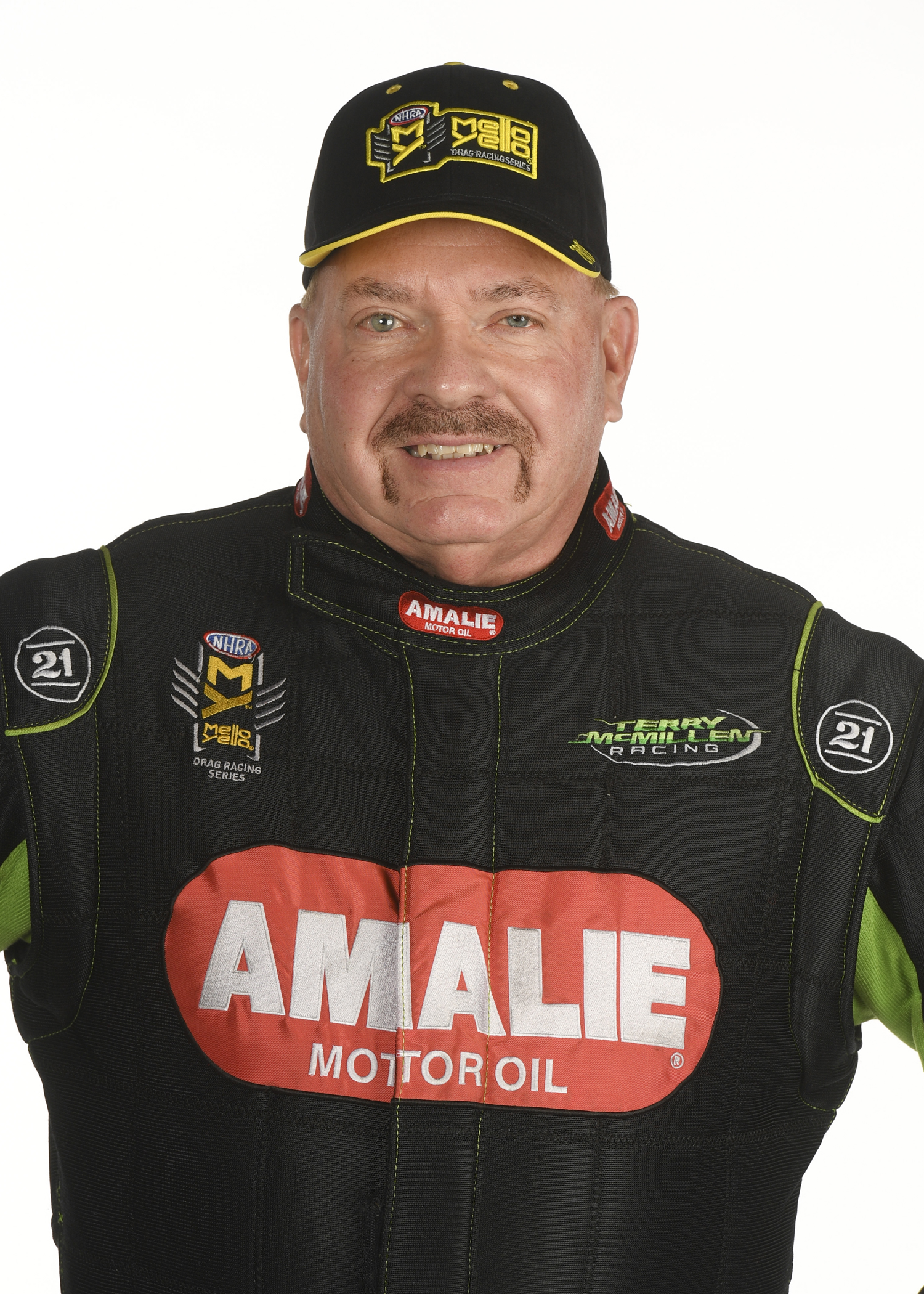 Terry McMillen - Top Fuel - NHRA 50th Gatornationals