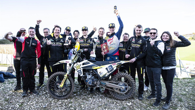 Thomas Kjer-Olsen – Rockstar Energy Husqvarna Factory Racing - British GP