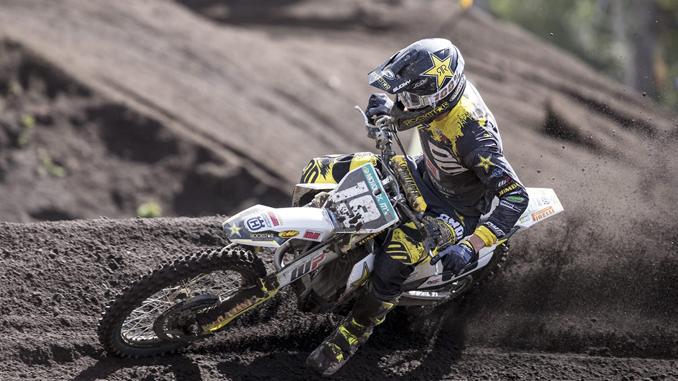 Thomas Kjer-Olsen - Rockstar Energy Husqvarna Factory Racing - GP of Argentina