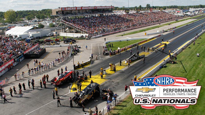 Tickets on sale for 65th annual Chevrolet Performance U.S. Nationals