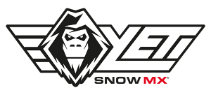 Yeti Snow MX Logo