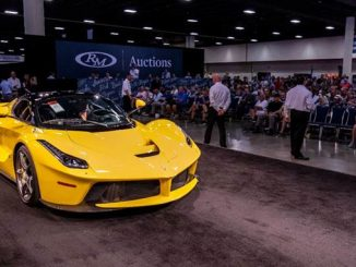 2015 Ferrari LaFerrari (Andrew Miterko © 2019 Courtesy of RM Auctions) Fort Lauderdale