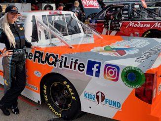 Angela Ruch NASCAR truck_2