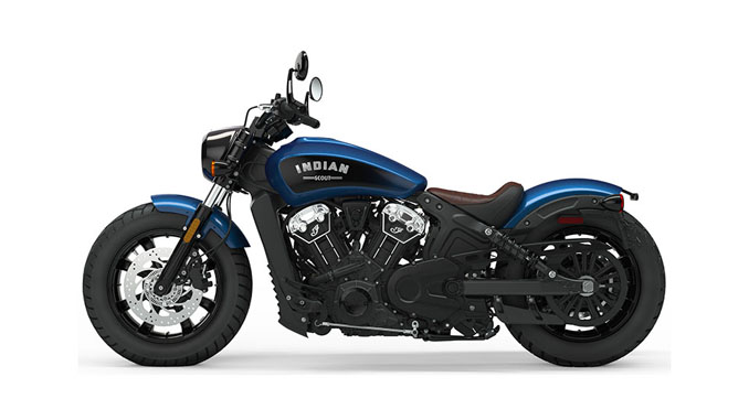Indian Recall - Scout Bobber