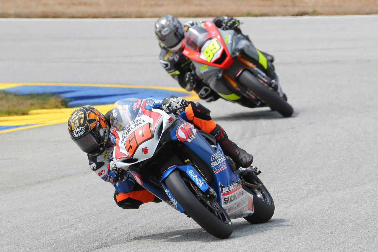 Bobby Fong completed a solid start to his Supersport title quest with a second place on Saturday and a win on Sunday